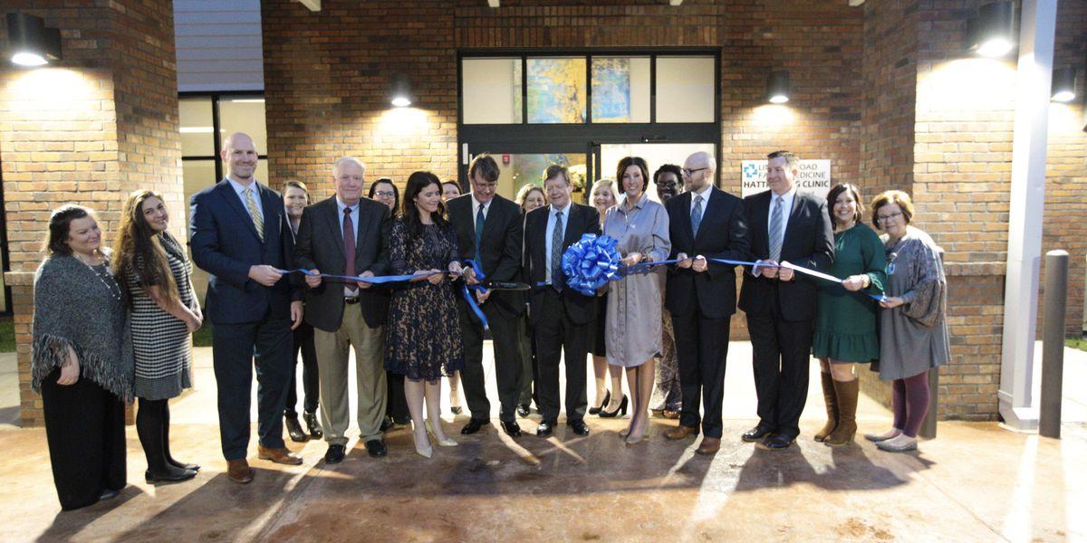 Hattiesburg Clinic celebrates new facility