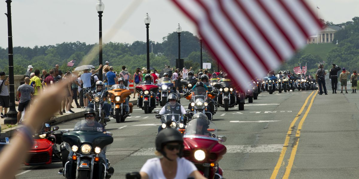 Rolling Thunder national motorcycle tribute to end after next year