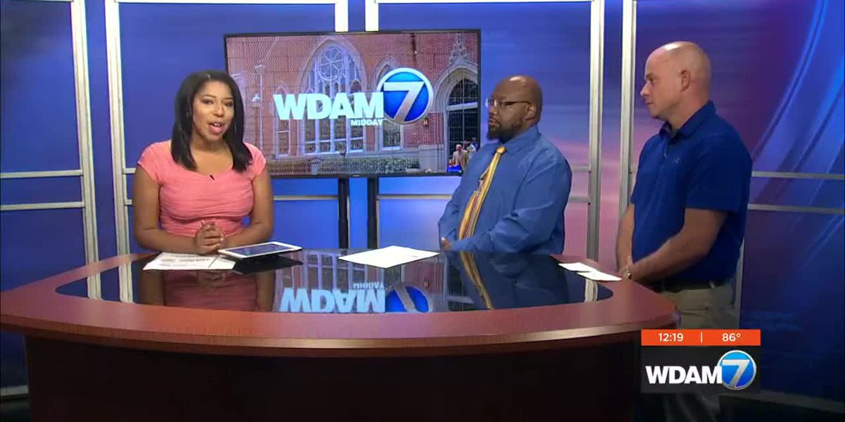 Midday Interview: Rawls Springs Fire Benefit