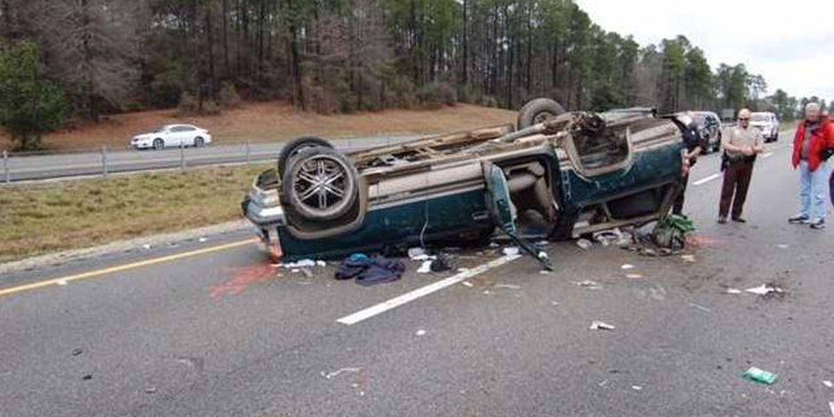 2 seriously injured in I-59 crash