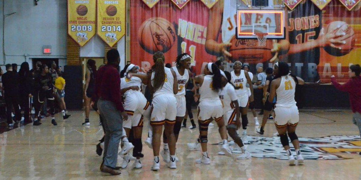 Lady Bobcats knock off No. 4 Chipola, 72-71