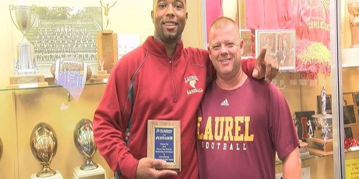 Laurel's Octavious Cooley Named Player of the Week