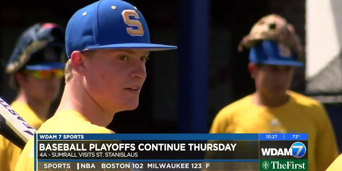 Sumrall, St. Stanislaus meet in playoffs for first time