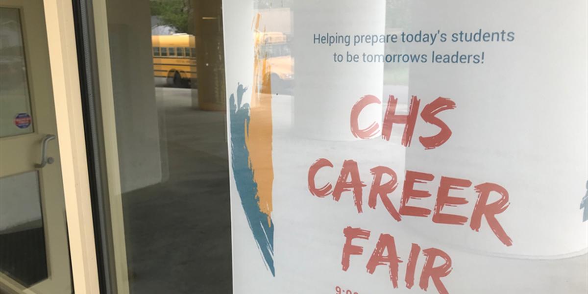 Marion county career fair held for area high school students