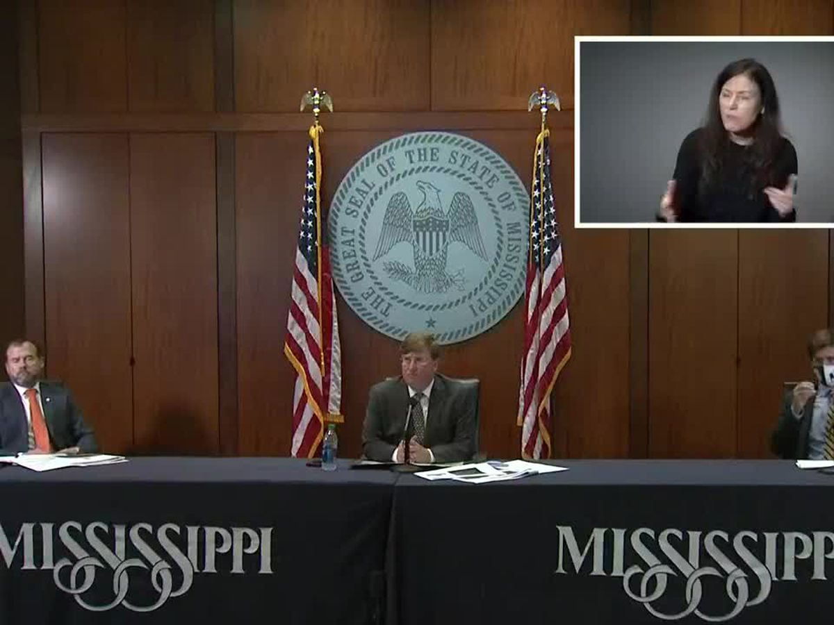 Mississippi again taking county-level approach in attempt to slow COVID-19 spread