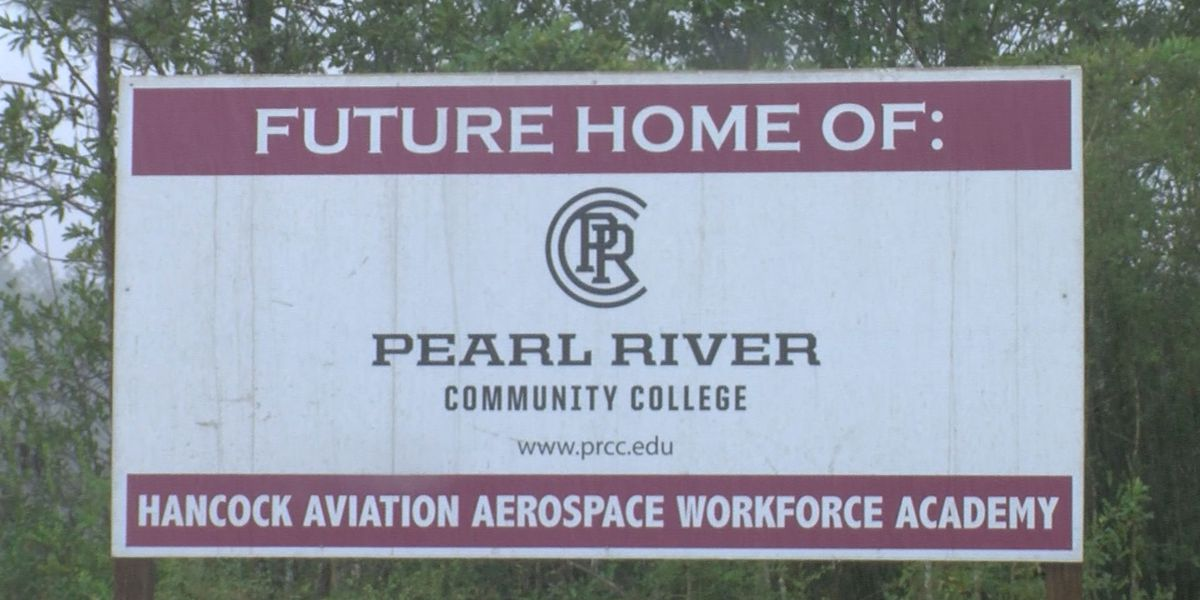 PRCC breaks ground on Aviation and Aerospace Academy in Hancock County