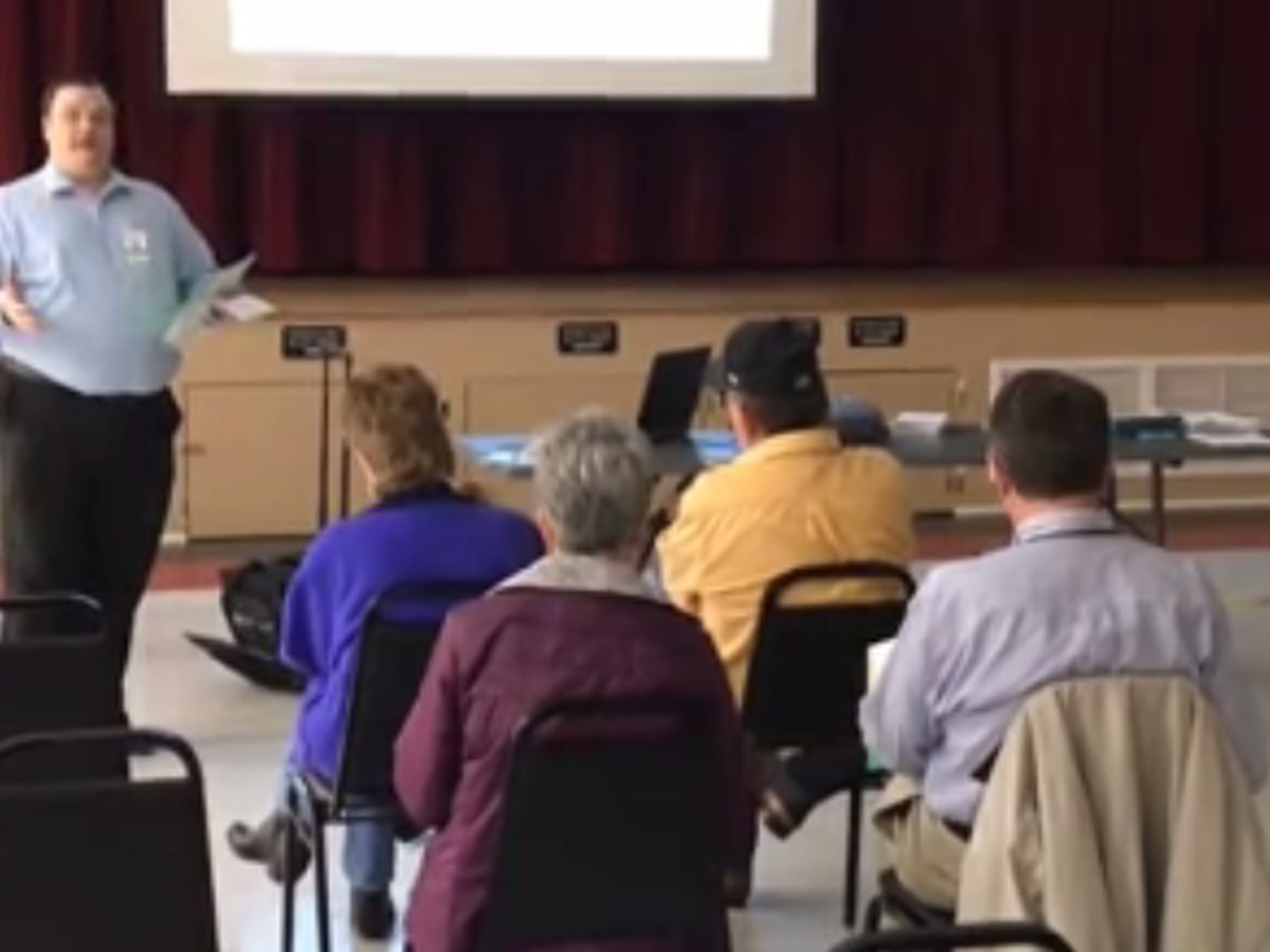 Medicare informational seminar held in Petal