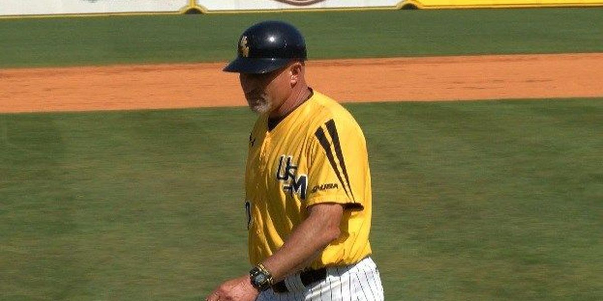 USM blows late-game lead, falls to Rice 7-6
