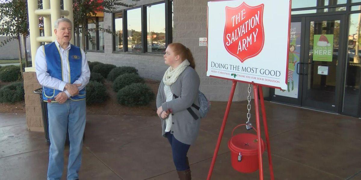 Hattiesburg Salvation Army still thousands short of holiday goal