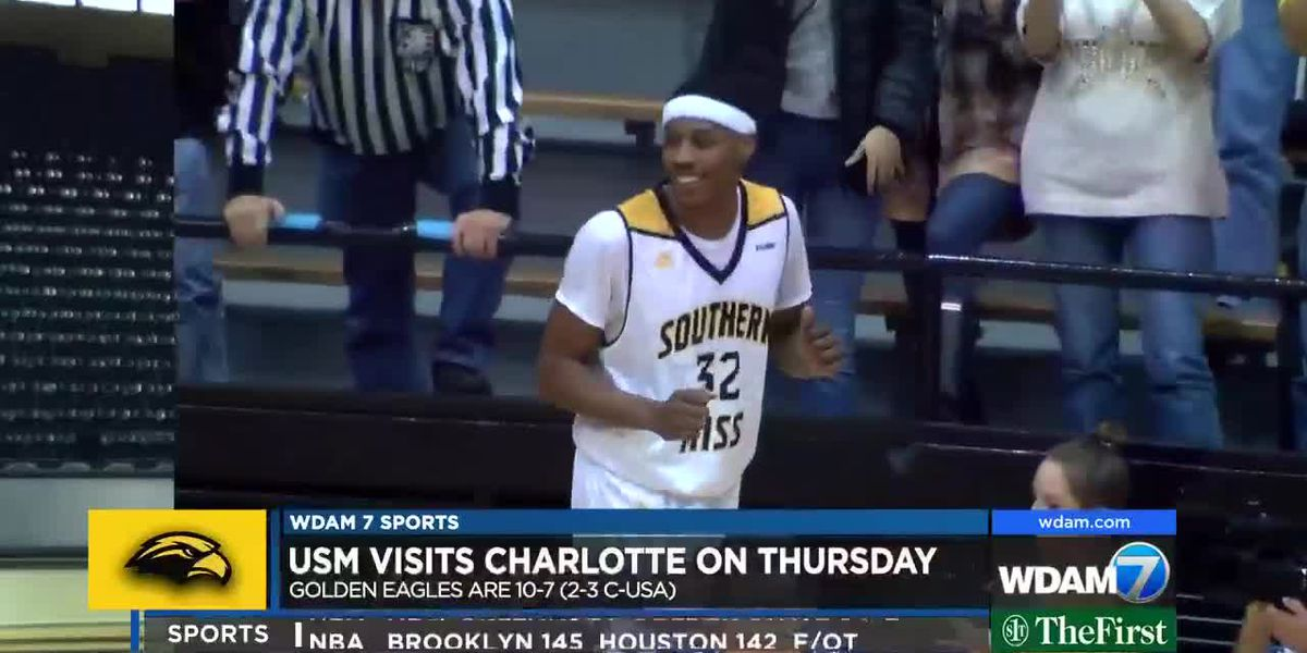 USM heads back on the road for 2-game swing