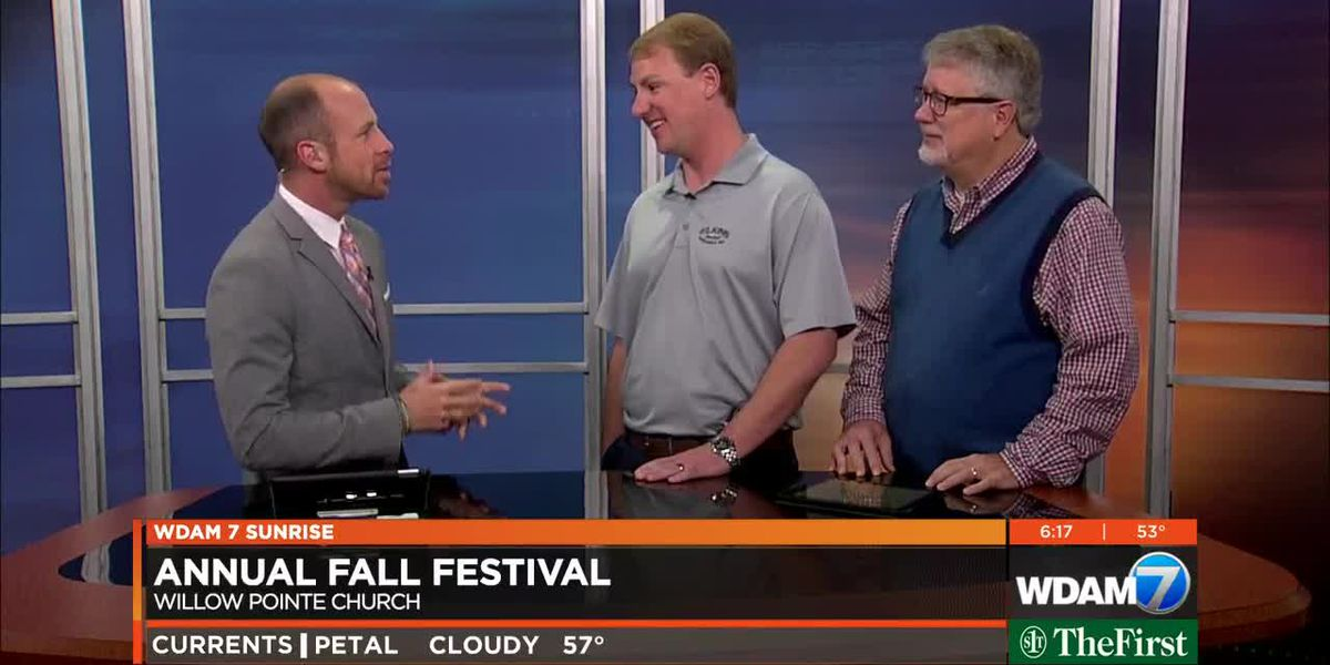 Sunrise Interview: Annual Fall Festival