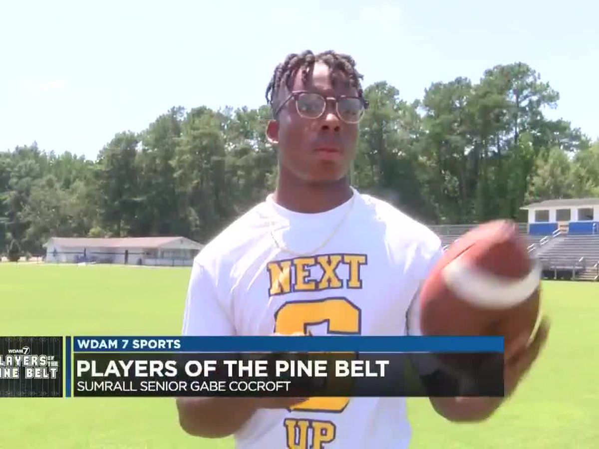 Players of the Pine Belt: Cocroft hoping to help Sumrall take another step forward