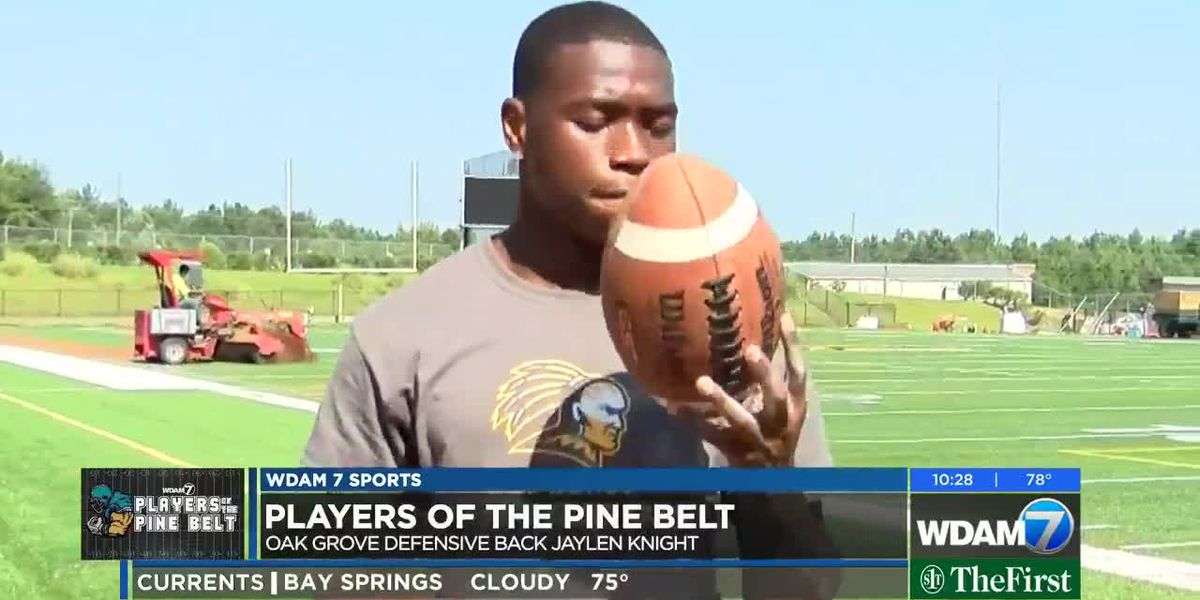 Players of the Pine Belt: Oak Grove's Knight looking to make up for lost time