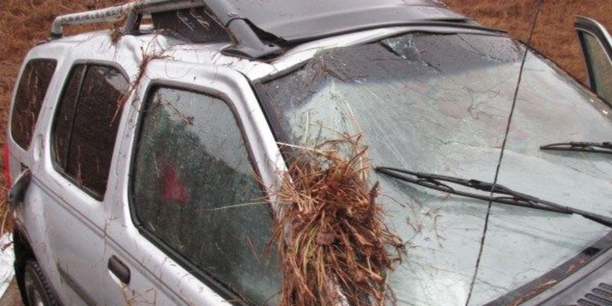 Multiple vehicle accidents reported across Jones County