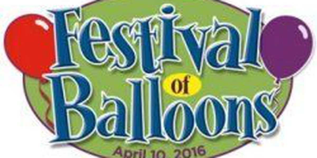 Festival of Balloons features inflated family fun on Sunday, April 10