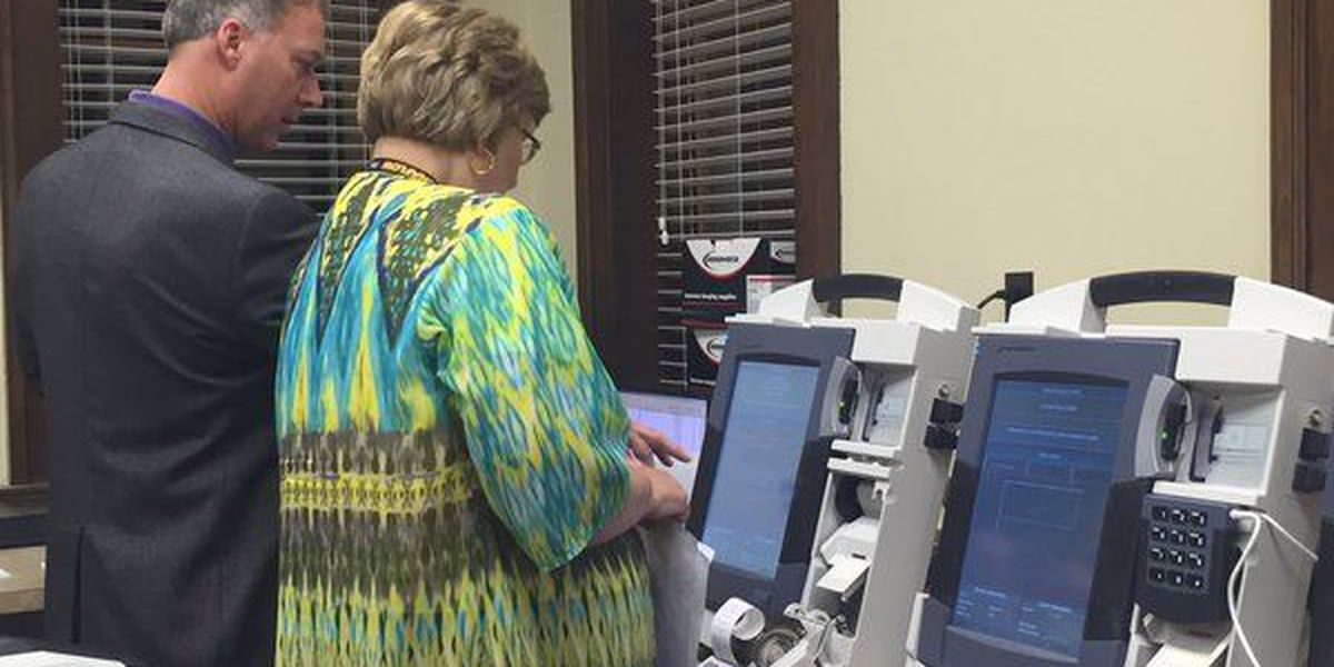 The reason behind the late return of final Forrest County ballot box
