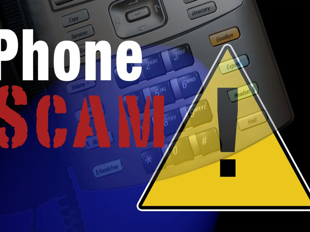 Laurel police warn of convincing phone scam