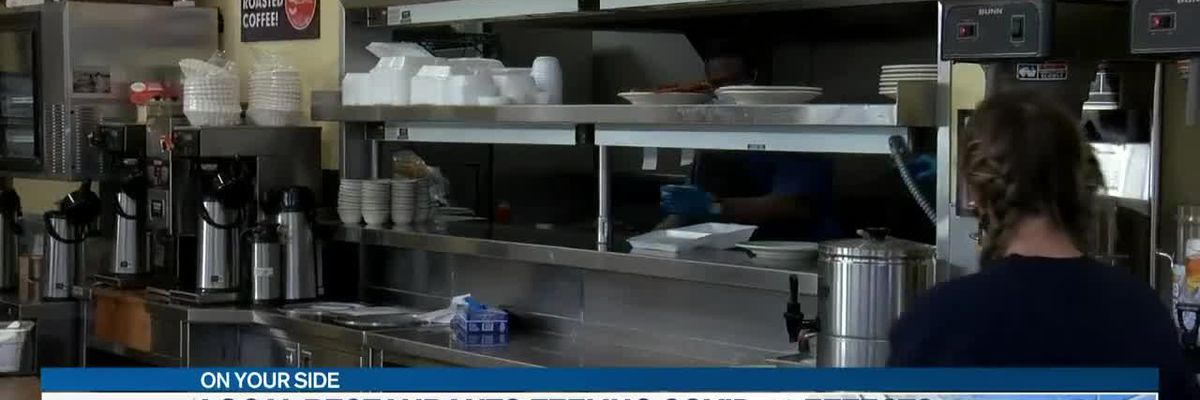 Pine Belt restaurants hoping for COVID-19 relief