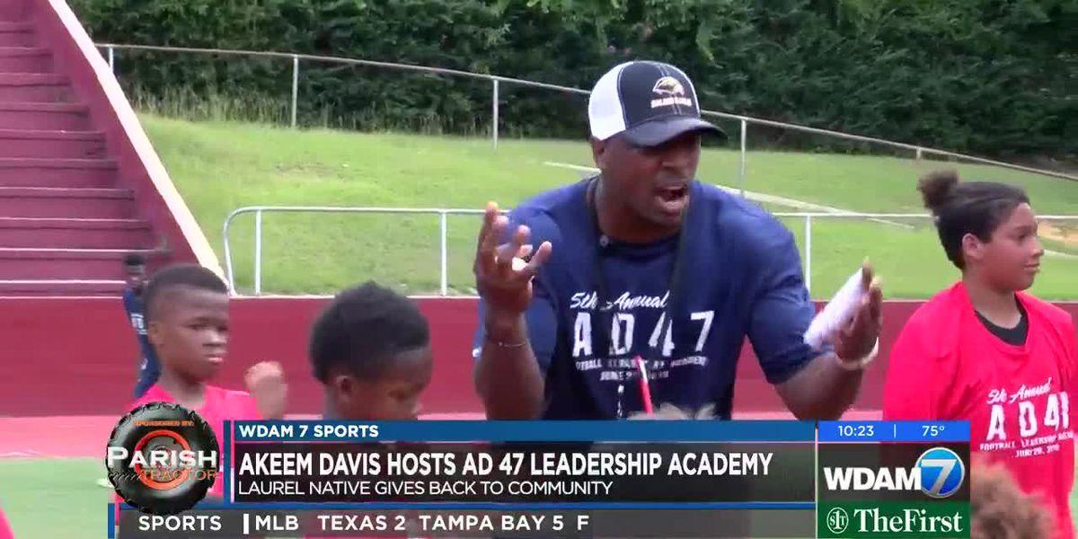 """AD 47 Leadership Academy"" returns to Laurel"