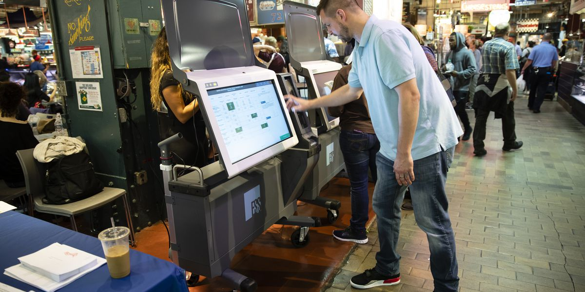 Reliability of pricey new voting machines questioned as elections loom