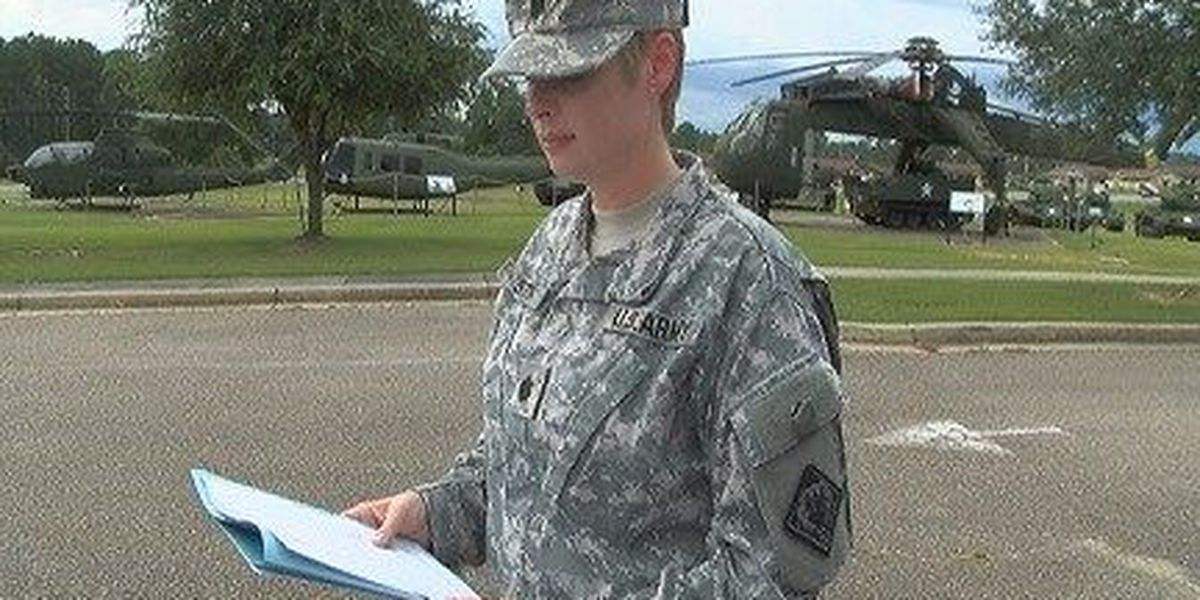 Shelby officer reacts to graduation of women from Ranger School