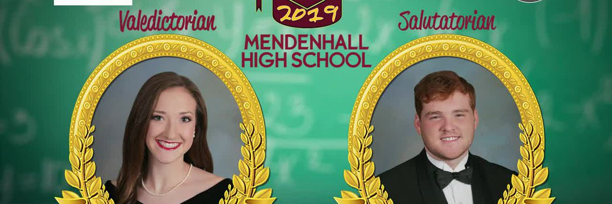 Top of Class 2019: Mendenhall High School and Stone High School