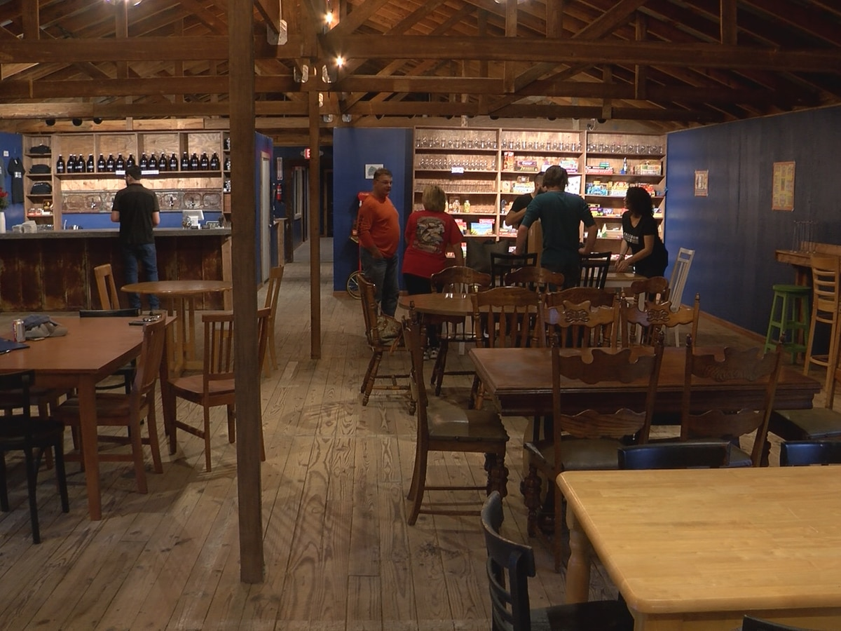 New Hattiesburg craft brewery features beer, board games