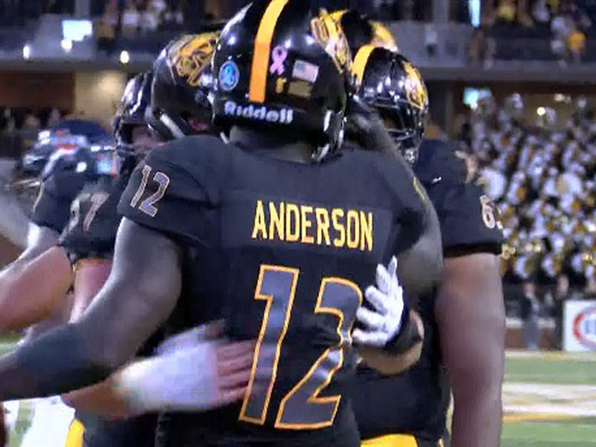 Southern Miss rushes for season-high in UTSA win