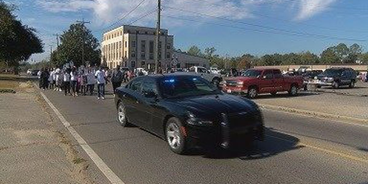 """Annual """"Enough is Enough"""" anti-violence march held in Waynesboro"""