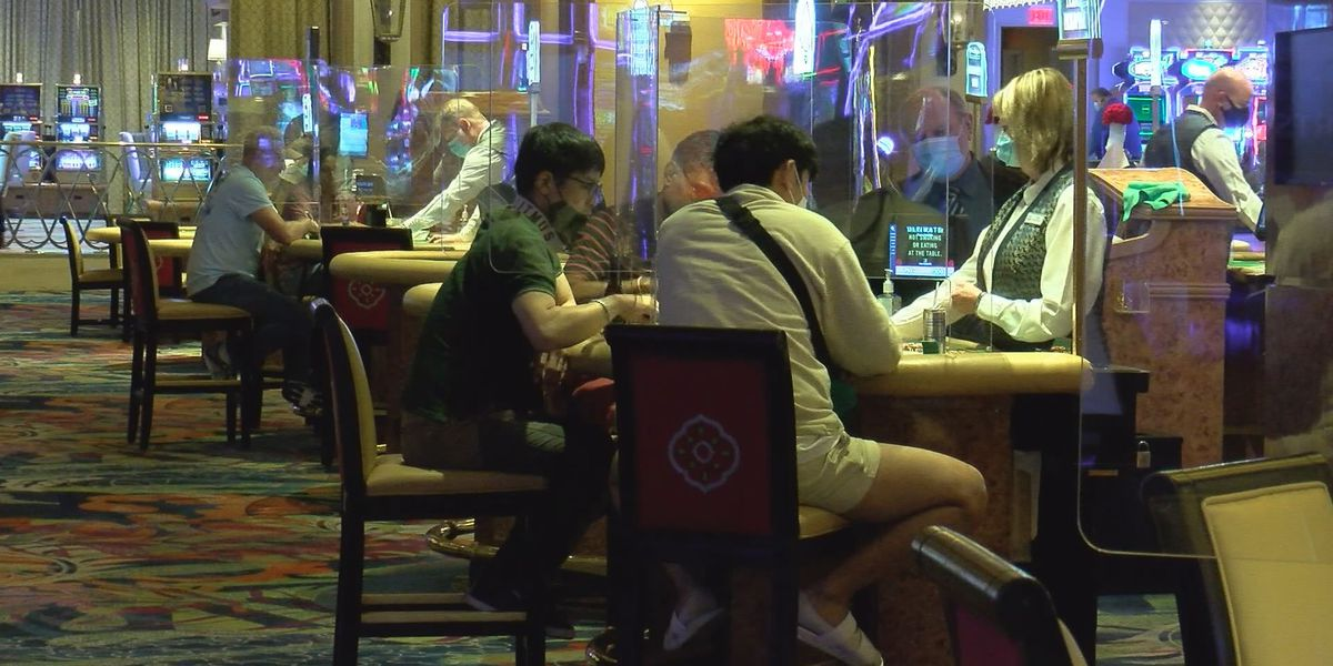 Casinos make masks mandatory for everybody