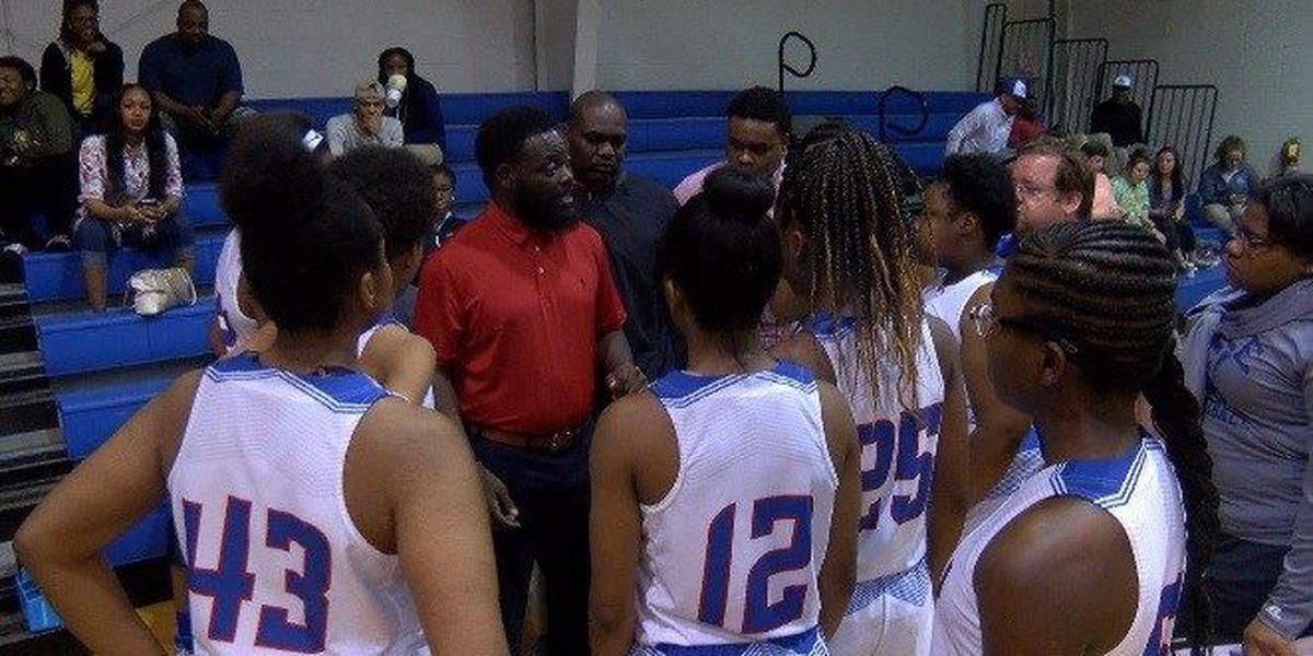 HS Girls Basketball Playoffs - First round
