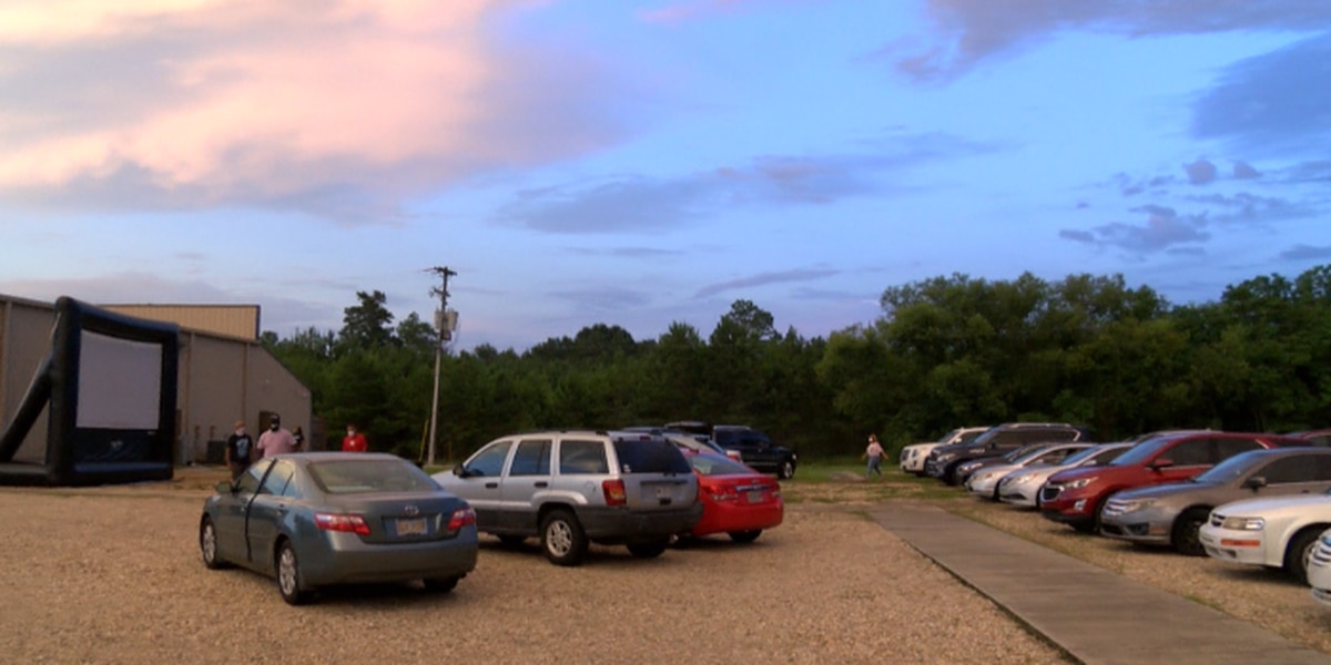 Local church hosts drive-in theater after sermon series