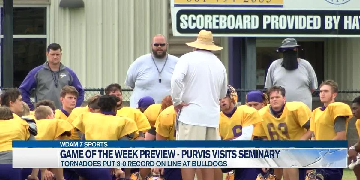 Purvis to put undefeated mark on line at Seminary