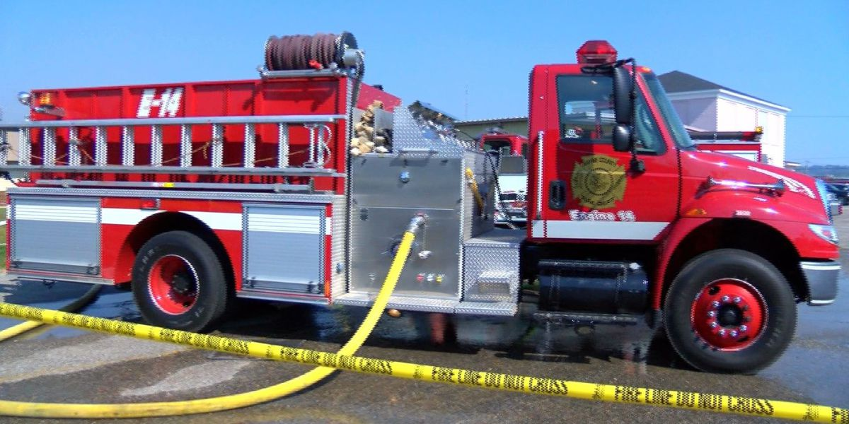 Recertification for fire trucks underway in Wayne County
