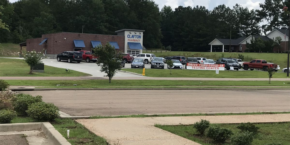 Demand for COVID testing prompts Covington Co. Hospital to open new drive-thru site