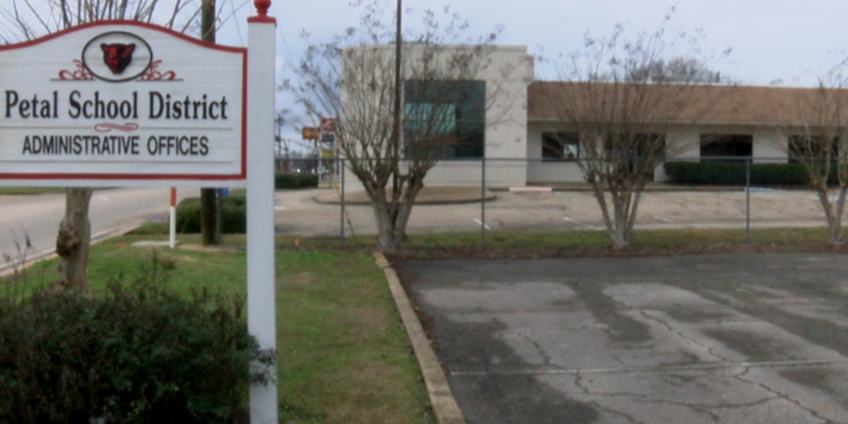 Vacant building donated to Petal School District