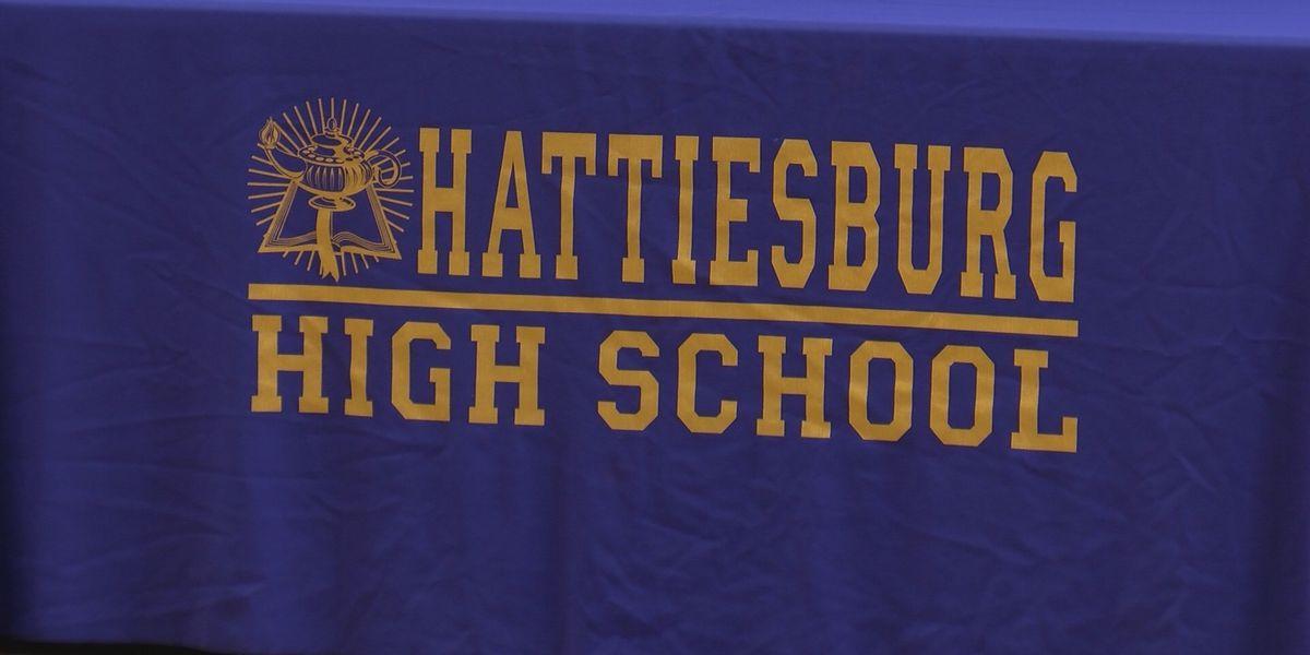 Hattiesburg High School holds modified graduation amid pandemic