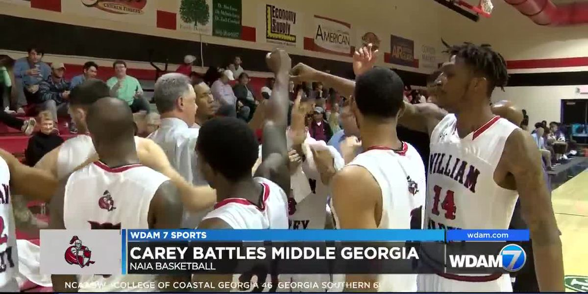 Carey basketball wins 5th straight