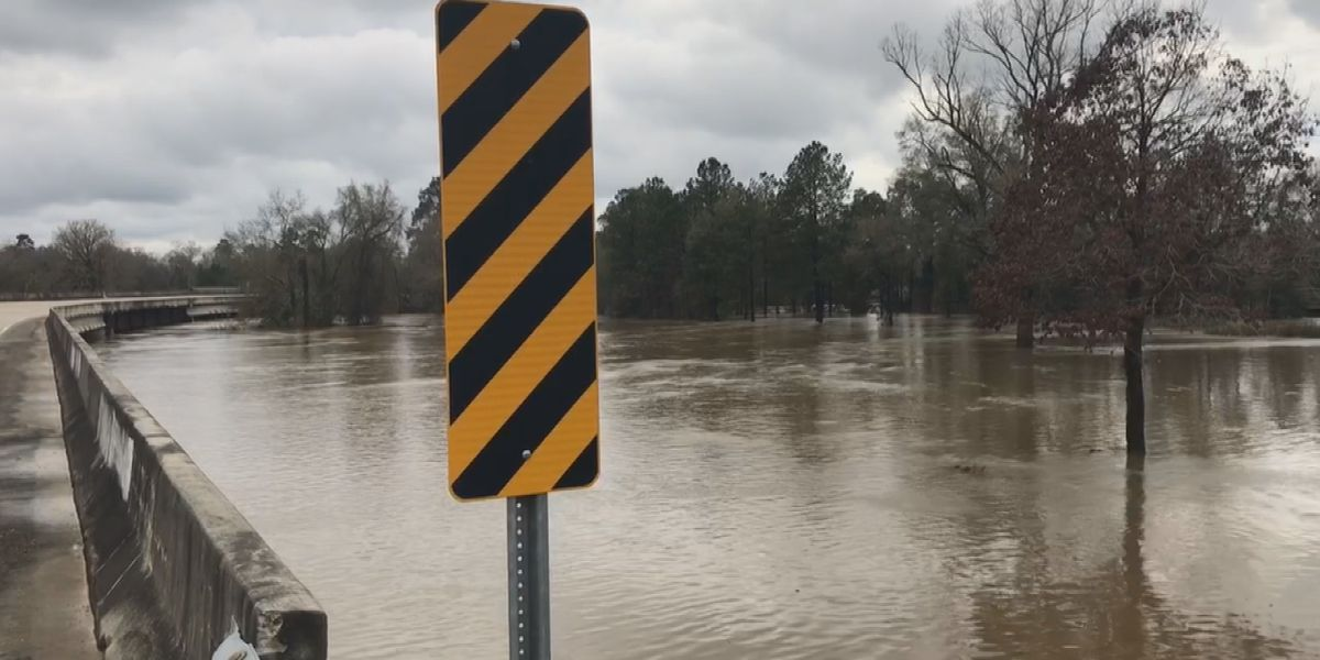 Forrest County rivers continue to rise