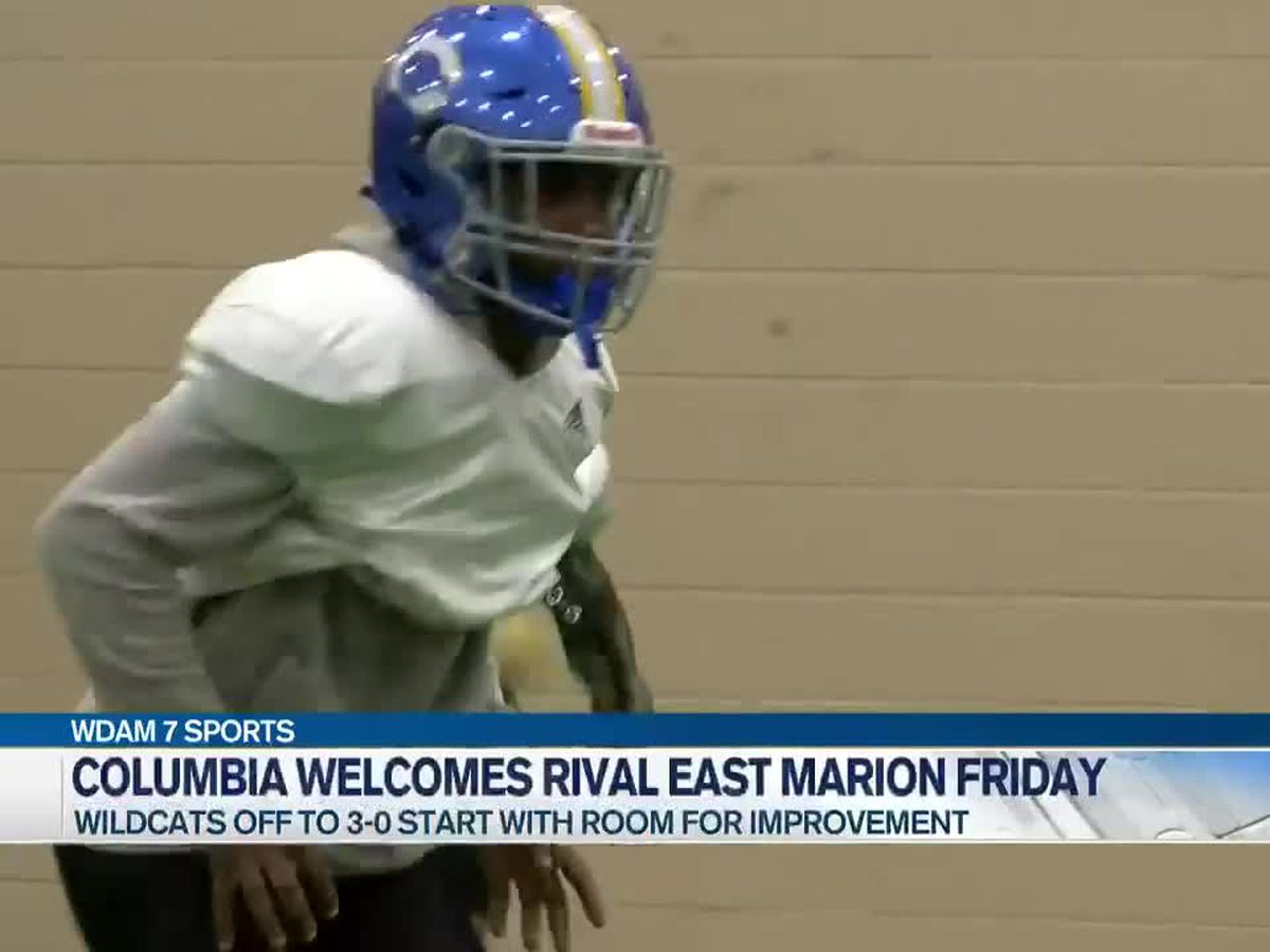 Columbia opens home slate with rival East Marion