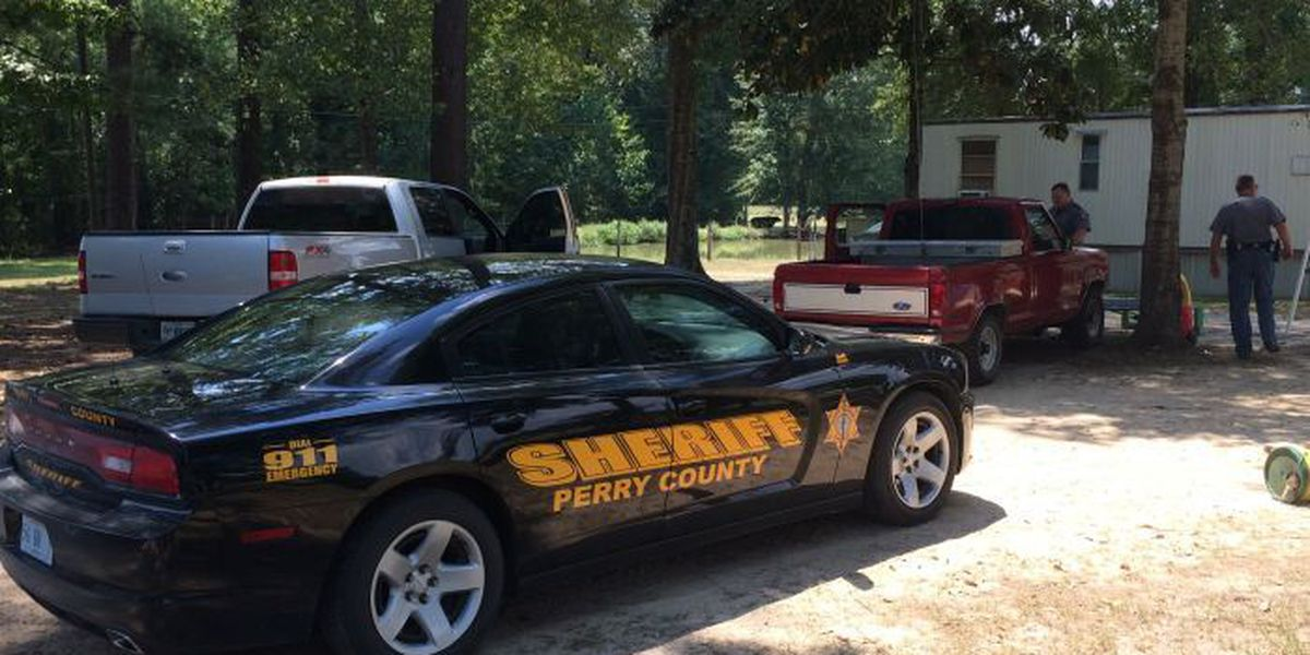 One suspect sought in Camp Shelby shooting