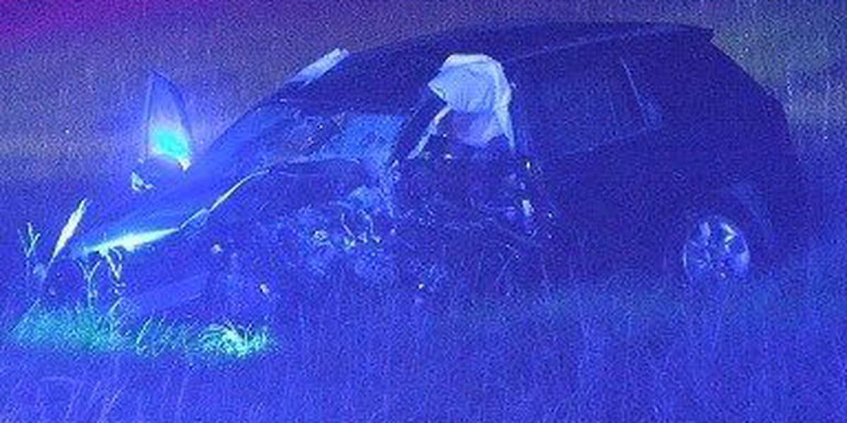 One dead, four injured in three vehicle wreck near Purvis