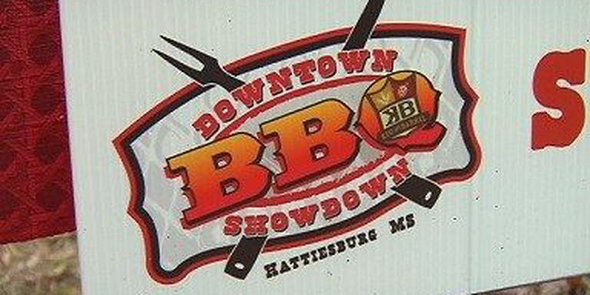 Barbecue, blues to dominate downtown Hattiesburg Saturday