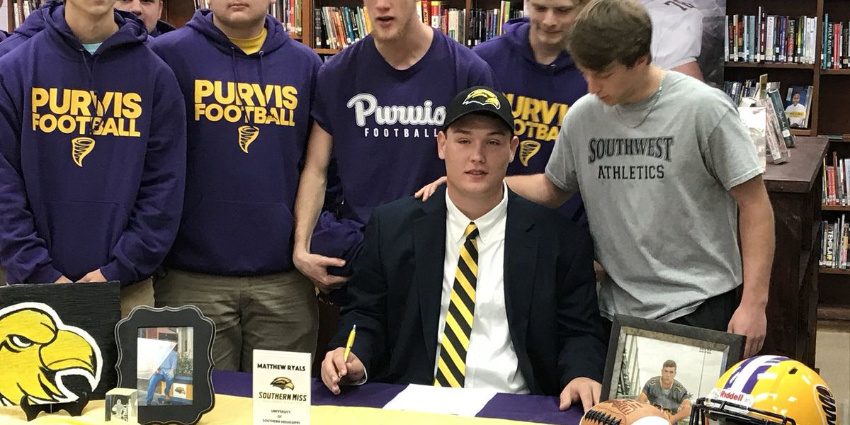 Early Signing Day 2018: Latest college commits in the Pine Belt