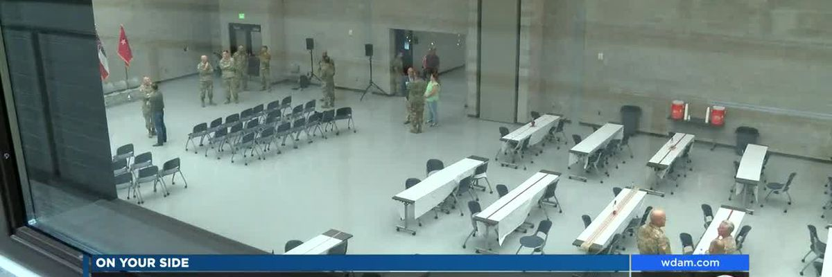 National Guard opens new armory in Columbia