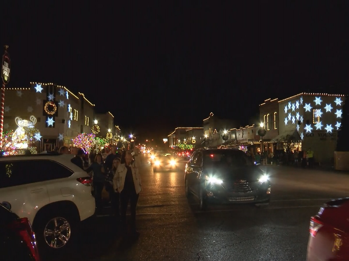 'Experience a Columbia Christmas' expected to bring thousands to Marion County