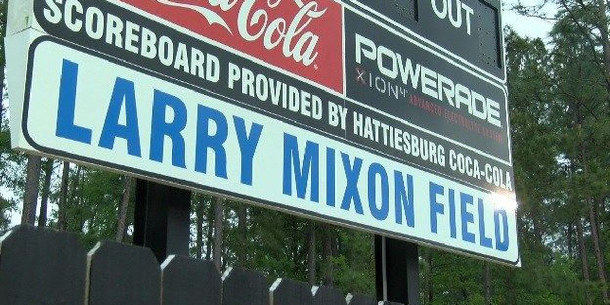Sacred Heart names baseball field after late Larry Mixon