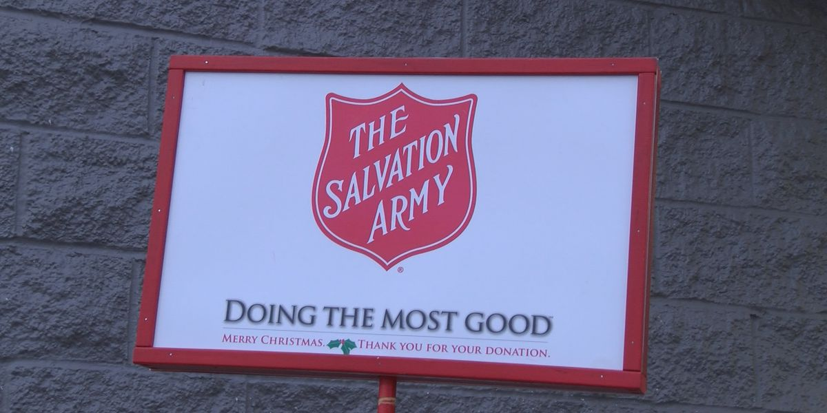 Salvation Army in desperate need of donations