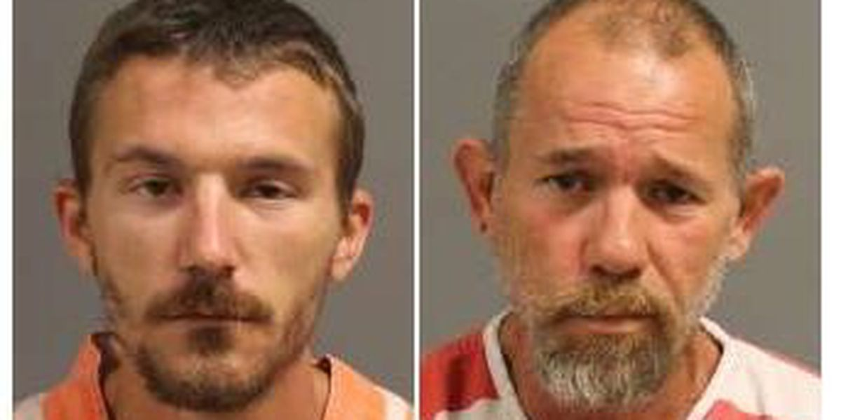 Father and son duo charged with Forrest Co. burglary