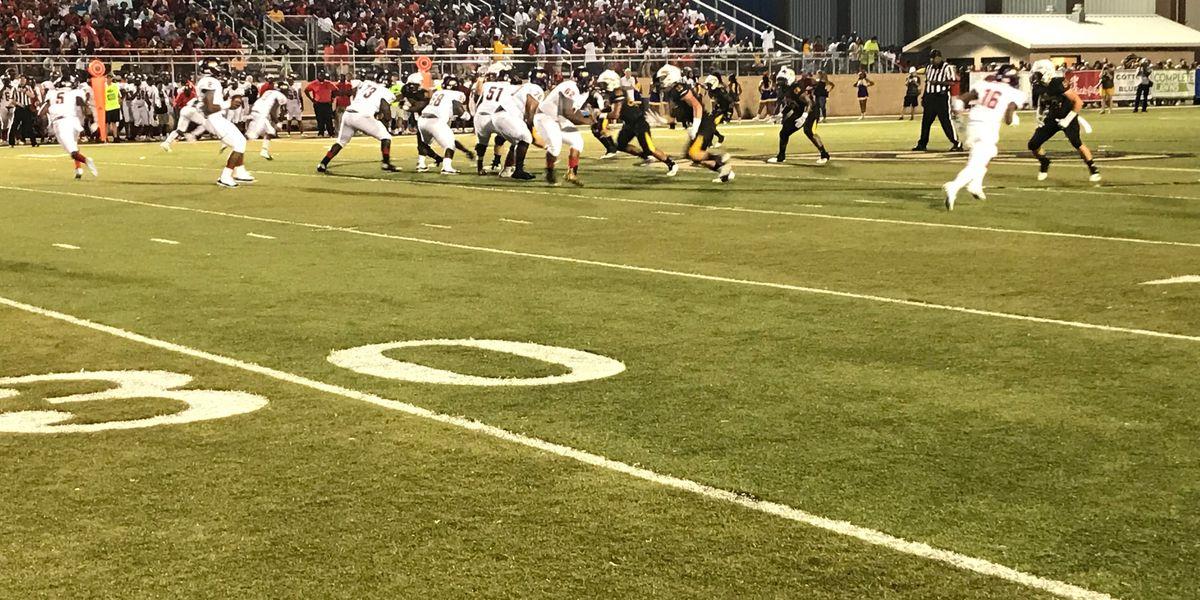 Hattiesburg dominates Oak Grove on scoreboard, 51-19